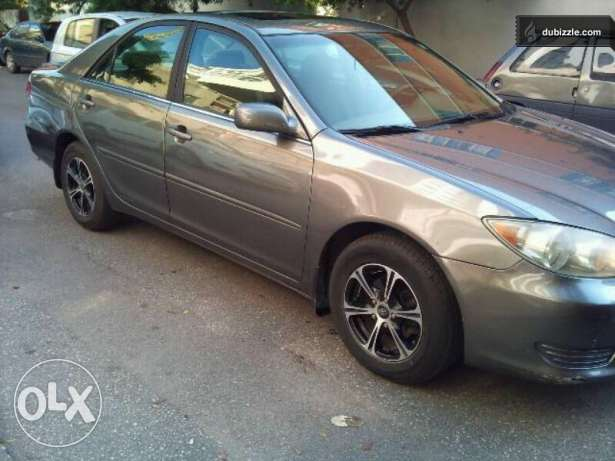Toyota Camry 2006 good condition for sale