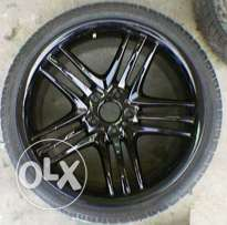 "20"" rims 15 spoke concave"