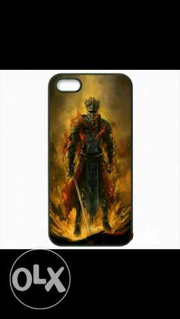 Dark Souls 3 Mobile Phone Case Cover For Samsung Galaxy S7