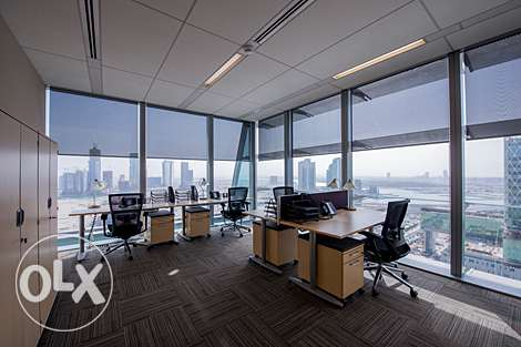 Office with 5 star Services