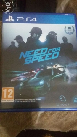 ps4 ma3 CD need for speed b 450$ حارة صيدا -  2