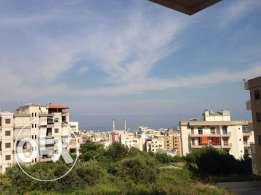 Prime Location Apartment in Zouk Mosbeh With Partial Sea View.