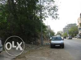 525 sqm land for sale in Chwayfat main road- suitable 4 rest, bakery..