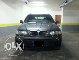 X5 model 2003 (3.0)for sale
