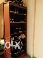 3 closets for sale can be used as library or shoes closet