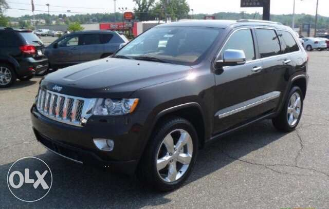 Jeep 3.6 Overland Summit (Special edition)