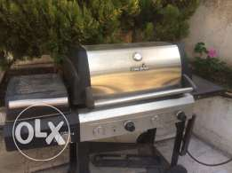 gas grill :CHARBROILER