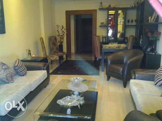 ain najem fully decorated apartment with sea view