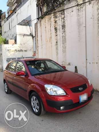 Kia Rio Heatshback 2007 Full Options