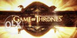 Game of thrones complete series 12 Dvd