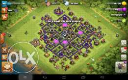 Clash if clans for sale or trade on ps4 game