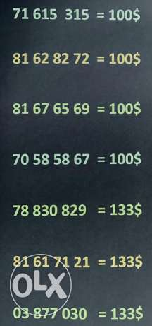 Alfa and Touch numbers