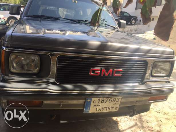 gmc jimmy 1992 جبيل -  7