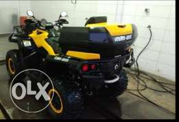 Atv can am xtp 2013