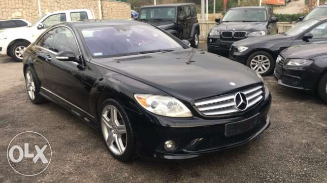 CL550 AMG kit*** clean carfax**