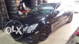 Mersedes E550 for sale mod 2011