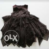 Choco Sparkle Dress