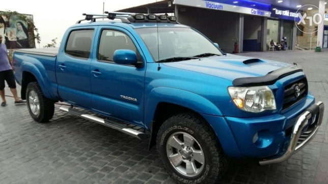 Tacoma 2007 Low Mileage Excellent condition