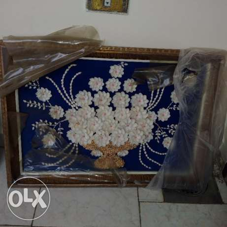 100 year old Very Beautiful Antique Sculpture Board in 3D