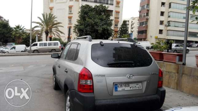 Hyundai Tuscon 2008 for sale غبيري -  2