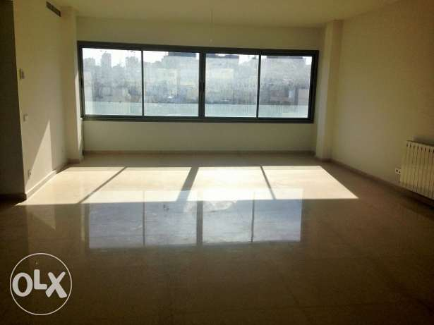 AMK166,New flat for rent in Achrafieh, Jeitawi, 233m2, 10th floor.