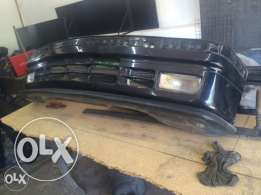 front and rear bumper bmw e36 parts