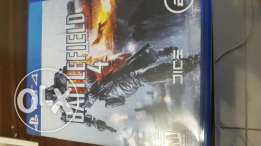 Ps4 battlefield game like new