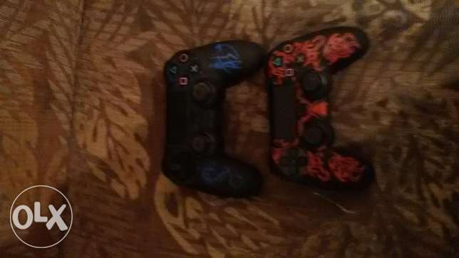 Masket ps4 ma3 covers