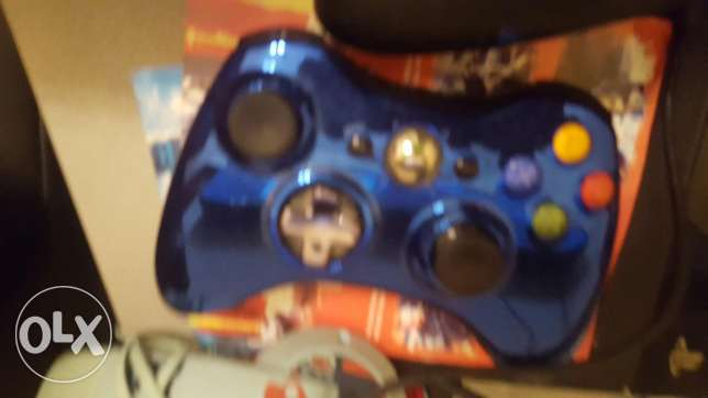 Xbox 360 controller in good condition btmche 3a batryet