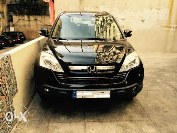 CRV Honda full option special edition excellent condition 1 owner 2007