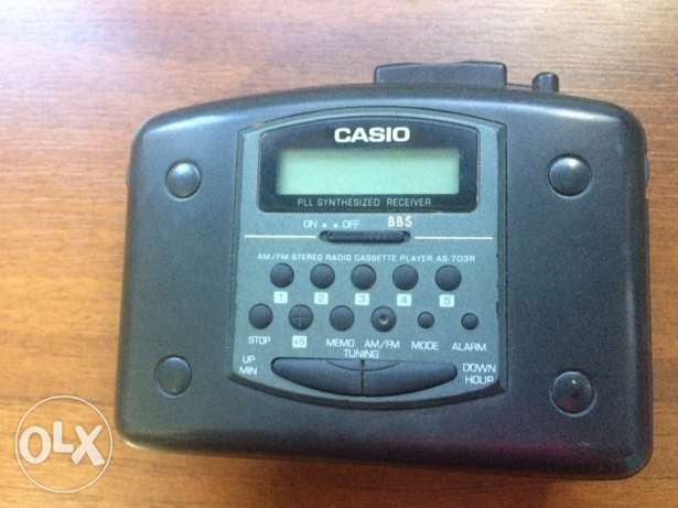 walkman casio original