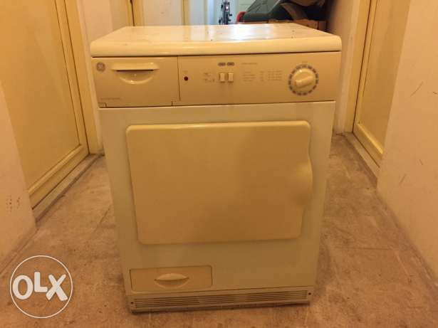 General Electric Drying Machine