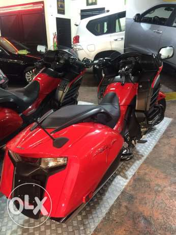 gold wing 1800 cc