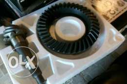 Ring & pinion for cherokee