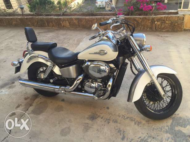 Honda Shadow 400cc أشرفية -  2