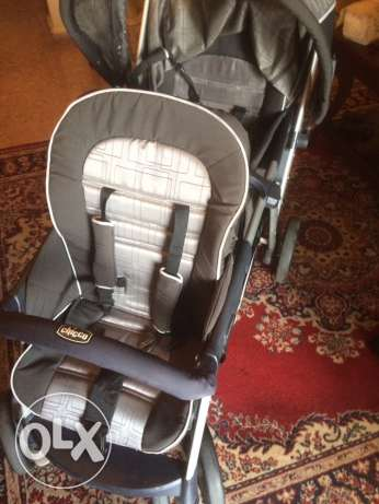 pouset chicco pour 2 bebe