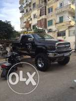 Dodge Ram v8 hi lifted beast