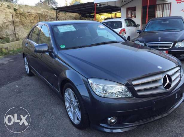 Mercedes C 200 Germany Source 2010 شكا -  1