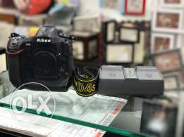 Used like new Nikon D4s