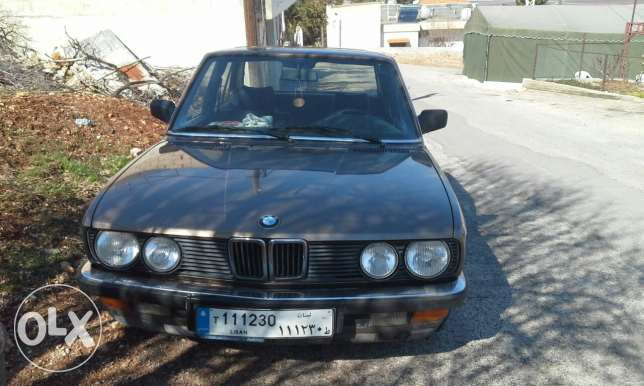 Bmw watwat model 1981 llby3