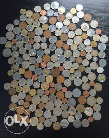 more than 200 differents coins