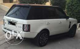 Range rover hse supercharge