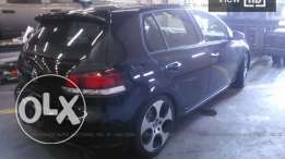 2010 golf gti supper clean low mileage..