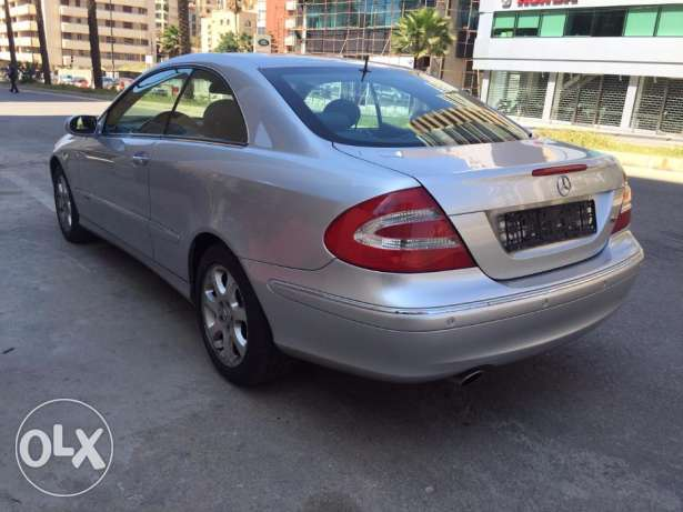 Mercedes-Benz CLK240 Elegance 2003 German Origin فردان -  6