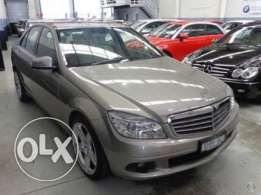 C200 benz 2009 arrived lebanon ready for new home