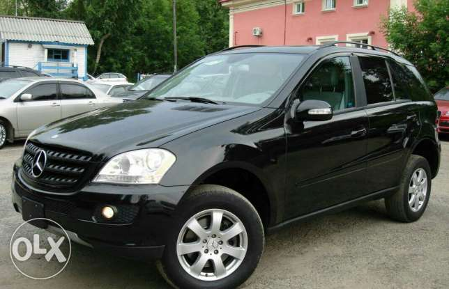 Mercedes ml for sale خلدة -  2