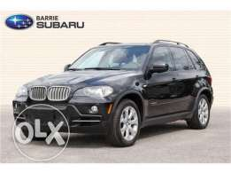 X5/2009/4.8 x drive black on basquet fully loaded