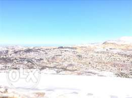 Prime Location Land In Fakra With Full Mountain and Sea View
