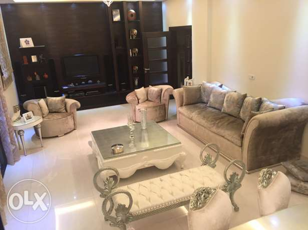 fully furnished apartment for sale in Rabweh انطلياس -  2