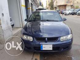 Chevrolet Lumina LS-Mod:2001-6 Cylinders-Dark Blue-Black leather